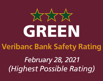 Veribanc rating